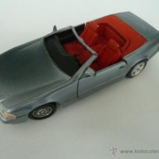 Coches a escala: MERCEDES 500 SL GUITOY MADE IN SPAIN ESCALA 1.24. Lote 54712339