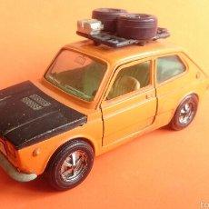 Coches a escala: FIAT SEAT 127 RALLYE DE NACORAL ESC. 1:24. Lote 54762389