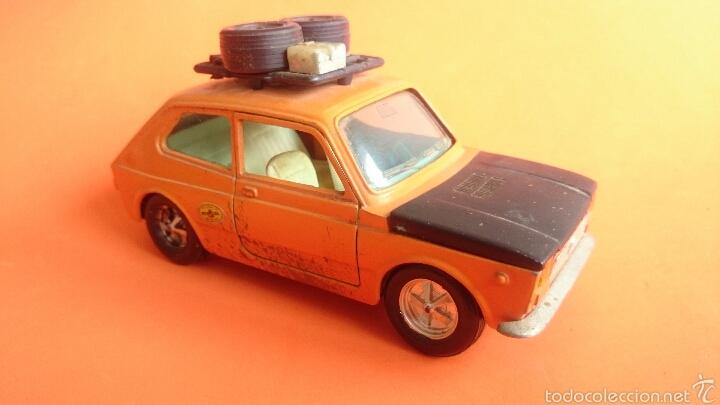 Coches a escala: Fiat seat 127 rallye de nacoral esc. 1:24 - Foto 2 - 54762389