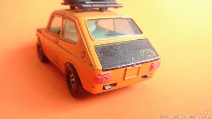 Coches a escala: Fiat seat 127 rallye de nacoral esc. 1:24 - Foto 3 - 54762389