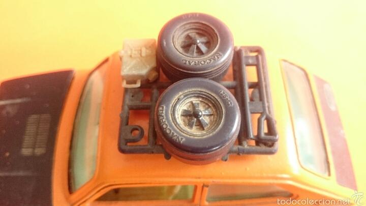 Coches a escala: Fiat seat 127 rallye de nacoral esc. 1:24 - Foto 4 - 54762389