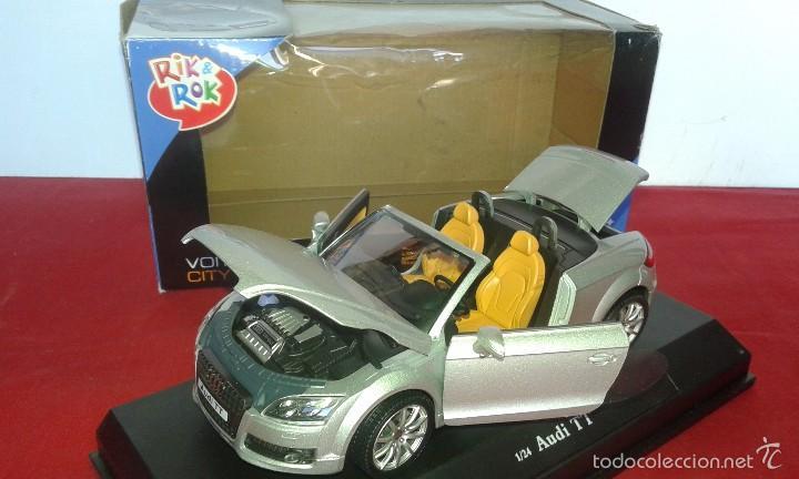 Rik Rok 1 24 Audi Tt Impecable Caja Orijinal Buy Model Cars