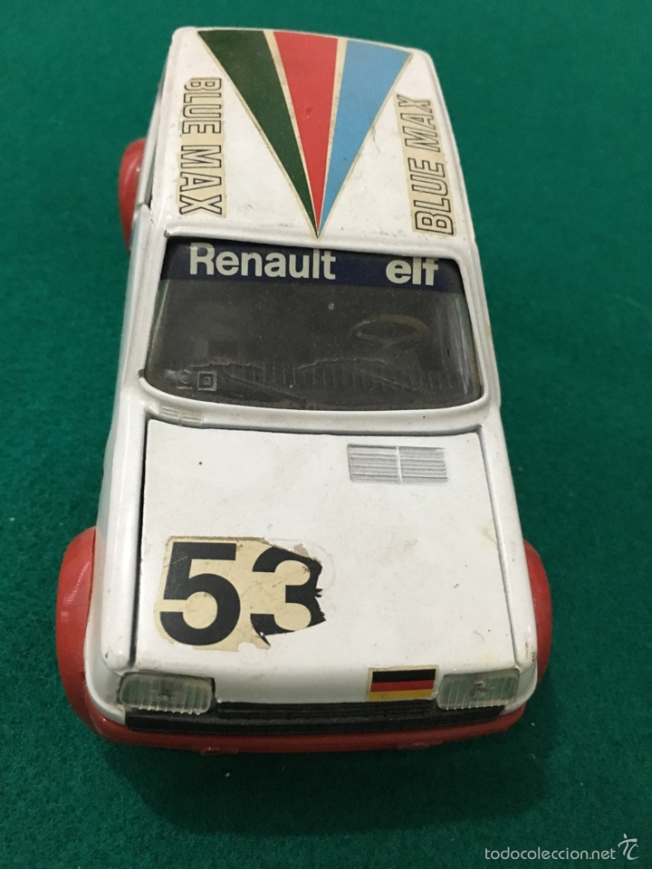 Coches a escala: Renault 5 Alpine escala 1/24 - Foto 6 - 59546605