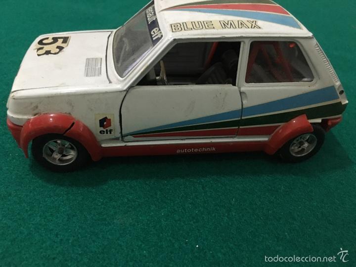 Coches a escala: Renault 5 Alpine escala 1/24 - Foto 9 - 59546605