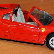 Coches a escala: FERRARI GTO DE GUILOY A ESCALA 1/24. Lote 61548184