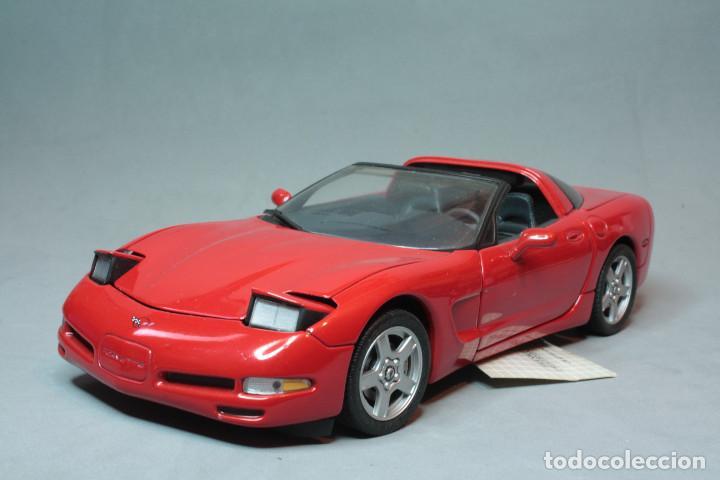 Coches a escala: Chevrolet Corvette 1997 - Foto 2 - 64793187