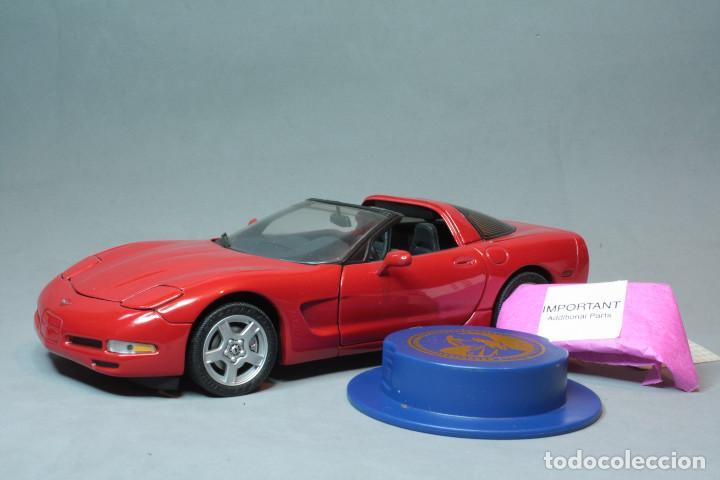 Coches a escala: Chevrolet Corvette 1997 - Foto 3 - 64793187