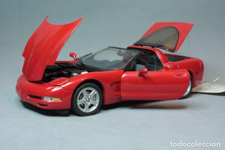 Coches a escala: Chevrolet Corvette 1997 - Foto 4 - 64793187