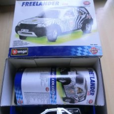 Coches a escala: FREELANDER 1998 - 1/24 - KIT COLLECTION - REF: 55651 - MADE IN ITALIA. Lote 67528801