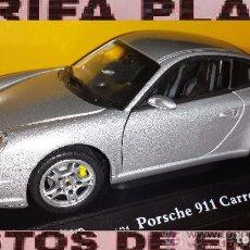 Coches a escala: PORSCHE 911 CARRERA S ESCALA 1:24 DE HONGWELL EN CAJA . Lote 80643635