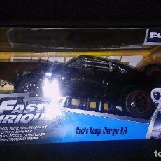 Coches a escala: JADA TOYS DODGE CHARGUER FAST FURIOUS. Lote 68765861