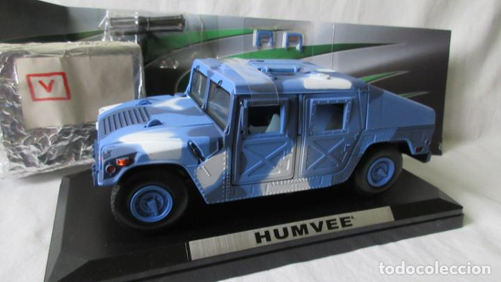 Coches a escala: Humvee C 1 24 Motor Max - Foto 2 - 69942581