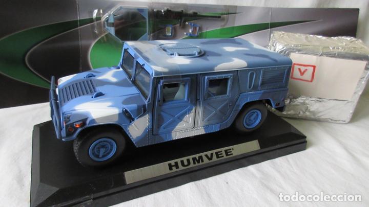 Coches a escala: Humvee 1/24 Motor Max - Foto 2 - 69943225