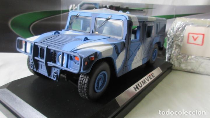 Coches a escala: Humvee 1/24 Motor Max - Foto 3 - 69943225