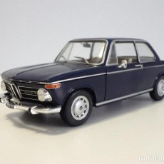 Coches a escala: BY METRO 1:24 BMW 1600 1968. Lote 72444299