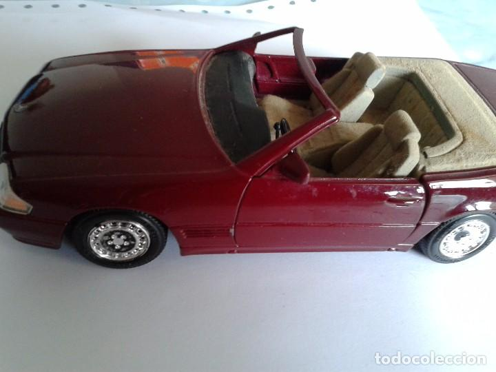 Coches a escala: Mercedes 500 SL. Guitoy - Foto 1 - 73763607