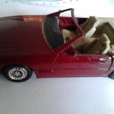 Coches a escala: MERCEDES 500 SL. GUITOY. Lote 73763607