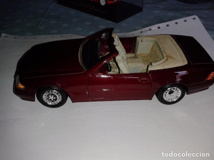 Coches a escala: Mercedes 500 SL. Guitoy - Foto 2 - 73763607