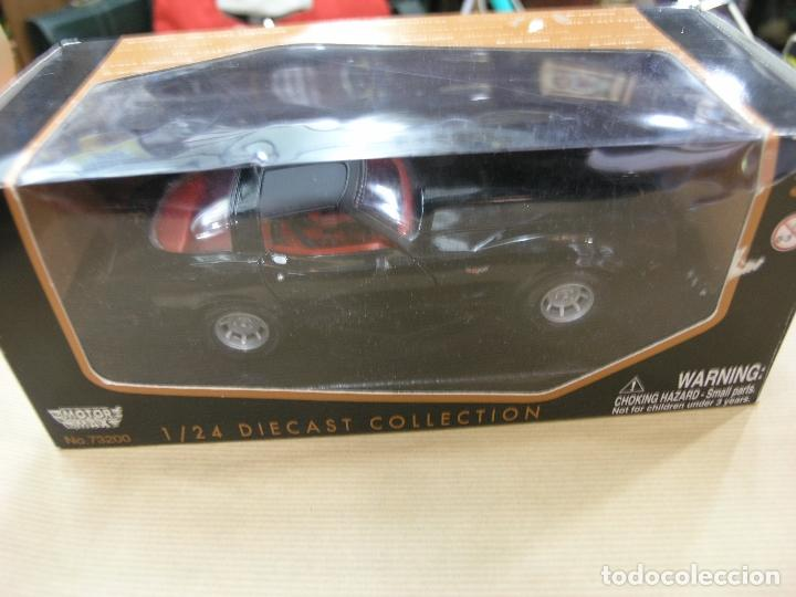CORVETTE 1979 MOTOR MAX DIECAST COLLECTION (Juguetes - Coches a Escala 1:24)