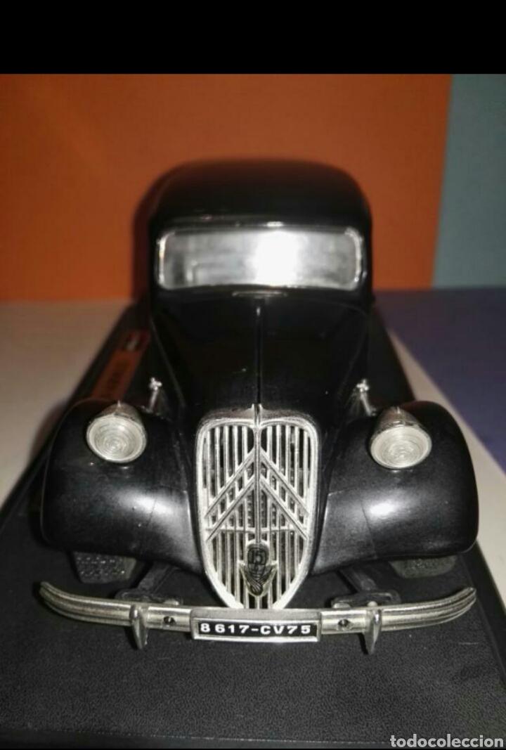 Coches a escala: Burago maqueta de coche 1:24 citroen T.A. 15cv - Foto 2 - 80746622