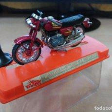 Coches a escala: MOTO BENELLI 500 QUATTRO DE GUILOY. Lote 81959216