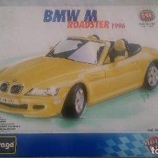 Coches a escala: BMW M ROADSTER 1996 ESCALA 1/24. Lote 84689124