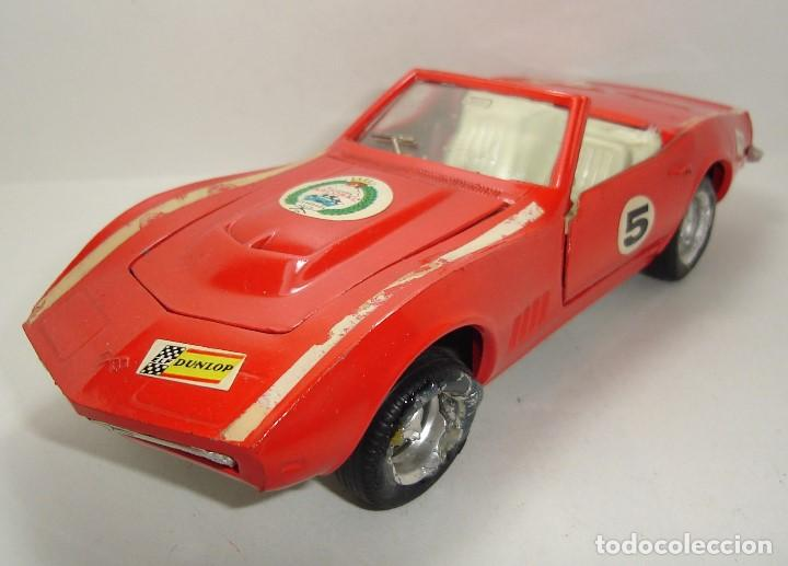 Antiguo Chevrolet Corvette Nacoral Escala 124 Buy Model Cars At
