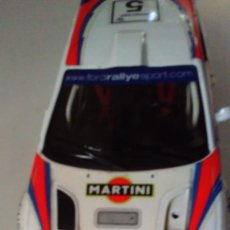 Coches a escala: COCHE BURAGO FORD FOCUS RALLY. ESCALA 1:24. Lote 104097187
