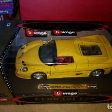 Coches a escala: FERRARI F50 HARD TOP 1995 ESPECIAL EDITION 1:24 BBURAGO. Lote 102552047
