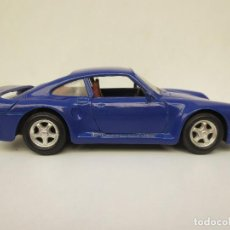 Coches a escala: PORSCHE 959 - GUILOY - ESCALA 1/24 - MADE IN SPAIN.. Lote 103521147