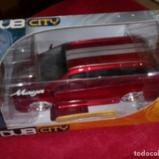 Coches a escala: DUB CITY - FURGONETA CHRYSLER - TUNEADA - CAJA ORIGINAL . Lote 104052223