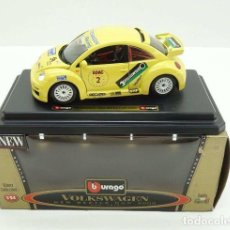 Coches a escala: VOLKSWAGEN BEETLE 1 24. Lote 105626583