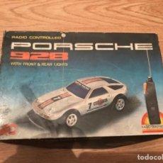 Coches a escala: PORCHE 928 RADIO CONTROL. Lote 107335255