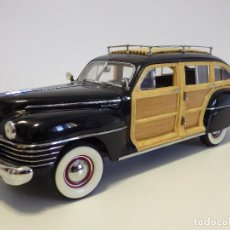 Coches a escala: DANBURY MINT FRANKLIN MINT1:24 CHRYSLER TONW AND COUNTRY 1842. Lote 107483207