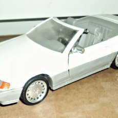 Coches a escala: MERCEDES ESCALA 1:24. Lote 108337435
