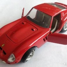 Coches a escala: FERRARI 250 GTO - GUILOY, ESCALA 1/24, MADE IN SPAIN. Lote 112079483