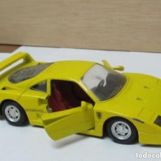 Coches a escala: ANTIGUOFERRARY F40 MARCA TUITOY MADE IN SPAIN. Lote 115652875