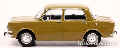 Coches a escala: Simca 1000 1969 escala 1/24 de Salvat - Foto 3 - 135453945