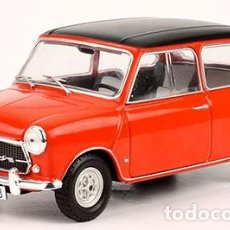 Coches a escala: MINI COOPER S 1300 1973 ESCALA 1/24 DE SALVAT. Lote 188672438