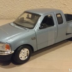 Coches a escala: FORD F-150 XLT (MOTORMAX). Lote 121442230
