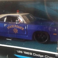 Coches a escala: DODGE CHARGER ESCALA 1:25 STATE POLICE. Lote 124160375