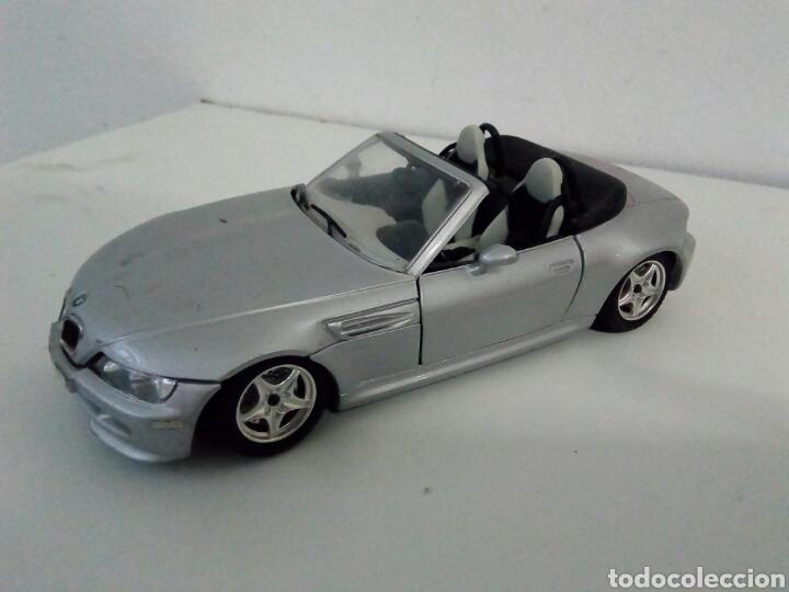 BMW M3 BURAGO (Juguetes - Coches a Escala 1:24)