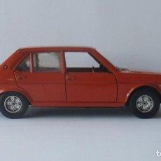 Coches a escala: COCHE FIAT 131 - MARCA MARTOYS ESCALA 1/24. Lote 195495857