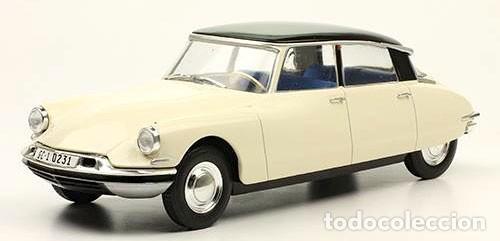 citroen ds 19 1955 escala 1 24 de salvat kaufen modellautos im rh de todocoleccion net