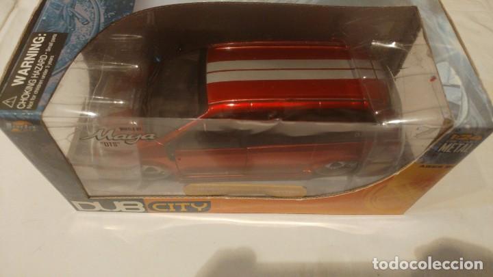 dub city chrysler town country jada toys escala - Comprar Coches a ...