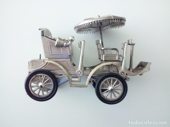 Coches a escala: Coche clasico, Peugeot 1898. Casa Nacoral. Escala 1/24. - Foto 3 - 132017526