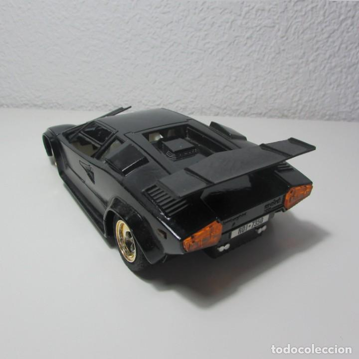 Lamborghini Countach 5000 Quattrovalvole Escala Sold Through