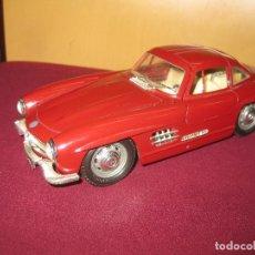 Coches a escala: MERCEDES BENZ 300 SL (1954) . ESCALA 1/24 BURAGO. MADE IN ITALY. . Lote 134005010