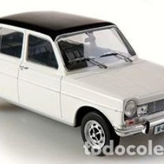 Coches a escala: SIMCA 1200 1973 ESCALA 1/24 DE SALVAT. Lote 232446565