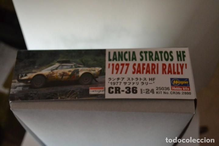 Coches a escala: LANCIA STRATOS HF 1997 RALLY SAFARI - Foto 4 - 135448026
